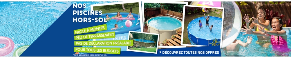 Piscines Intex Easy Set