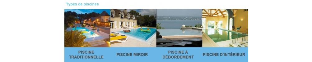 Piscines Béton